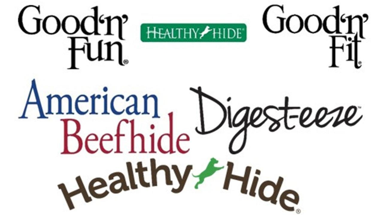 United Pet Group recalls multiple brands of rawhide dog chews