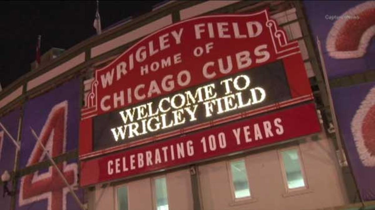 Wrigley Field the most Instagrammed place in Illinois
