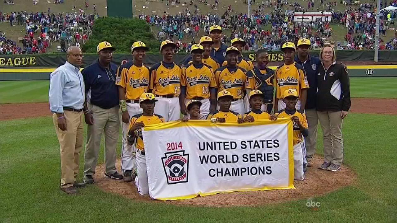 Illinois lawmakers call on Little League to restore JRW title