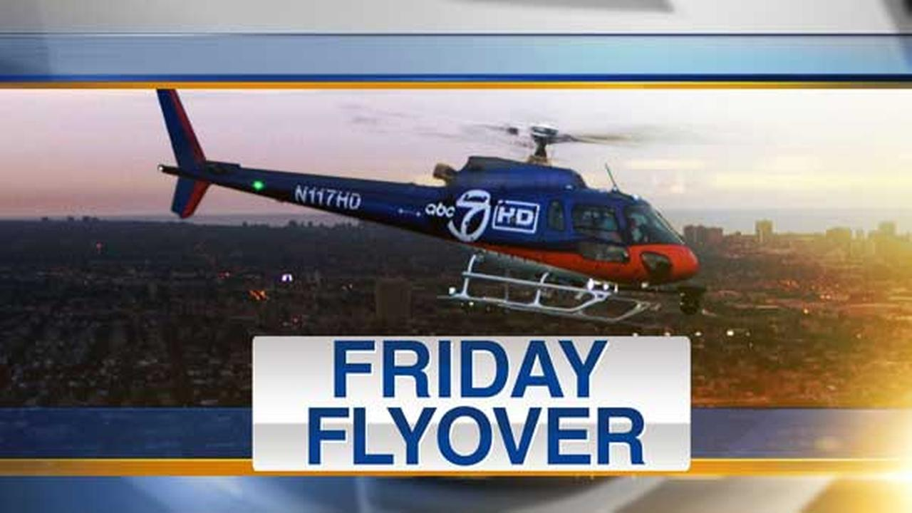 Friday Flyover: Nominate your high school!