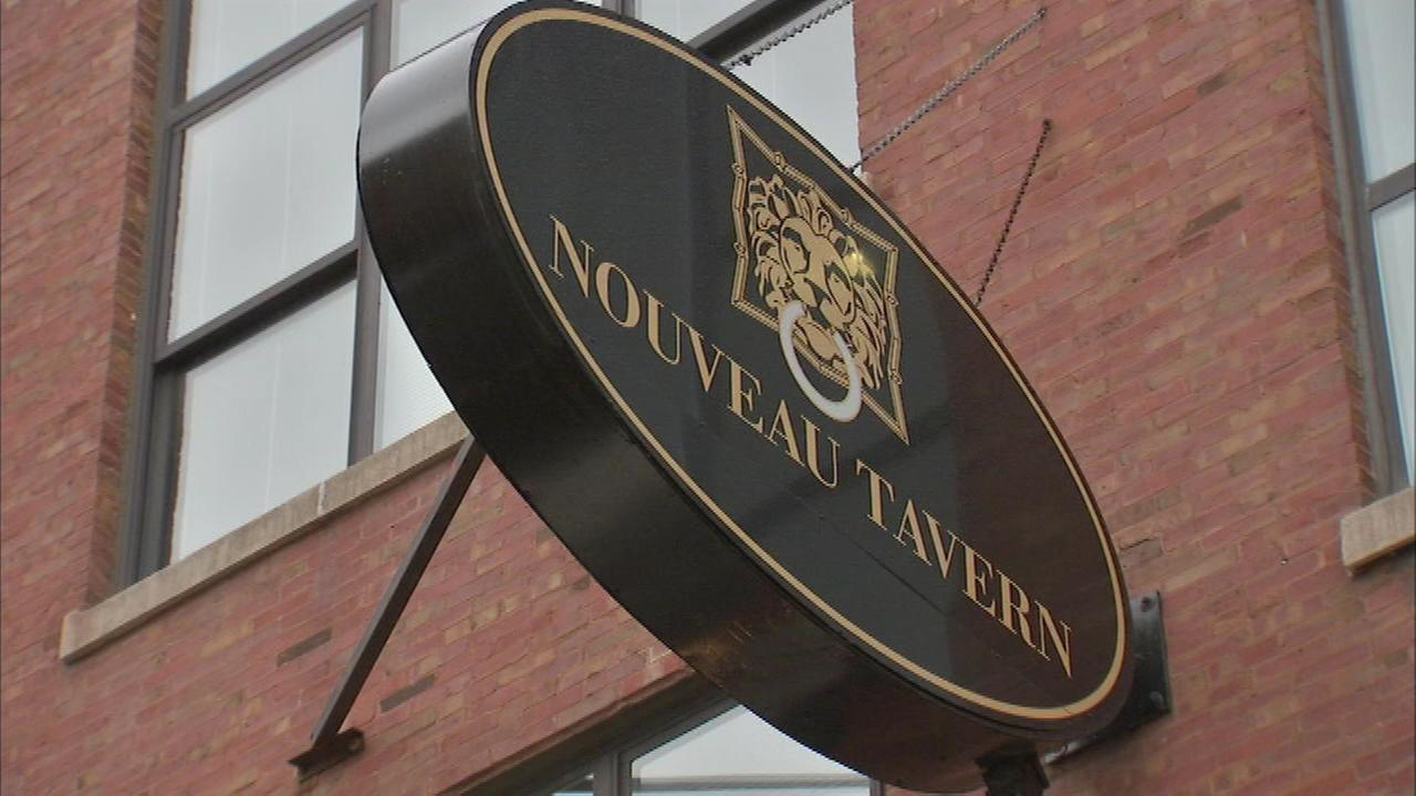 Nouveau Tavern in Chicagos River North community has its liquor license renewed.