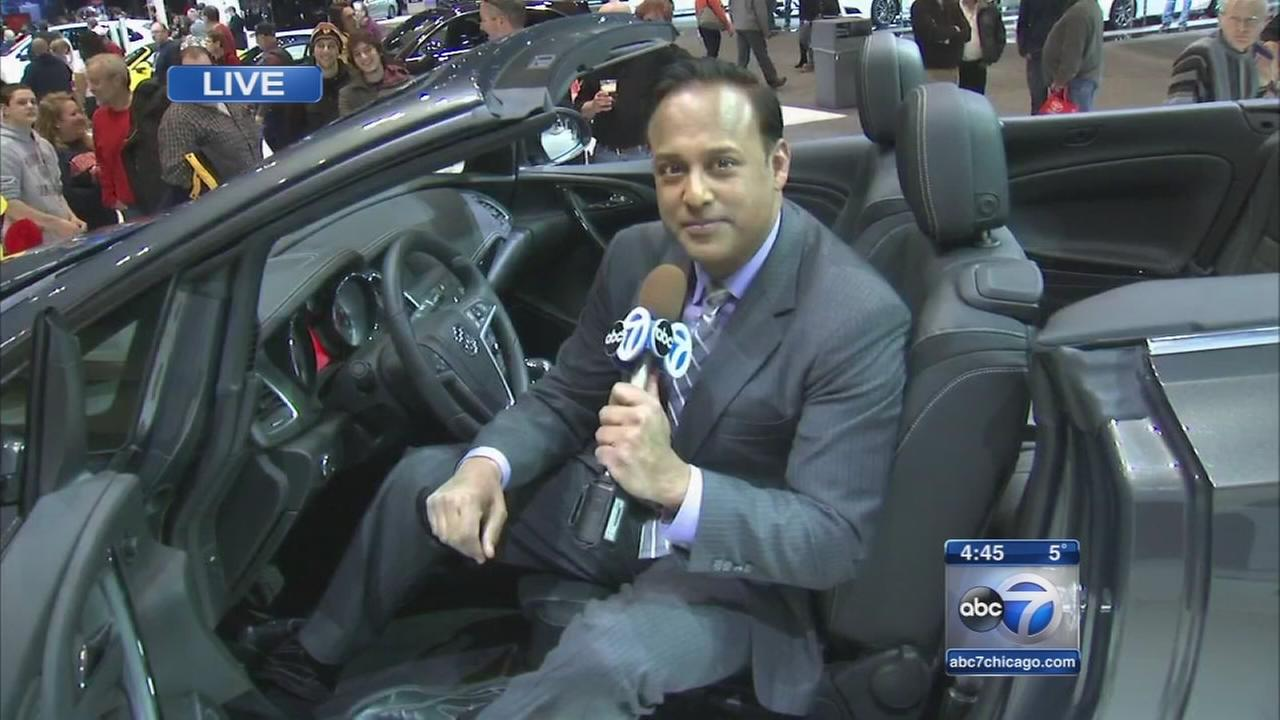 2018 Chicago Auto Show: Meet the ABC 7 newsteam