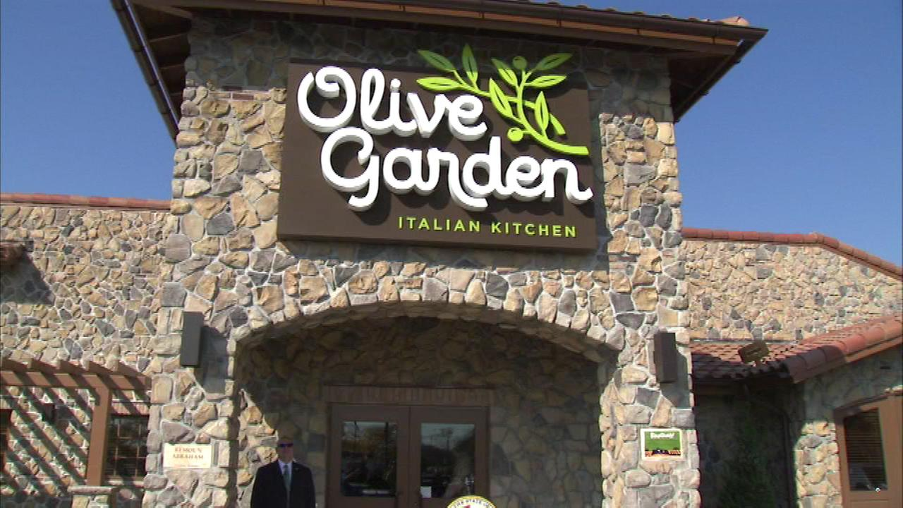 Olive garden opens first chicago location - Best thing to eat at olive garden ...