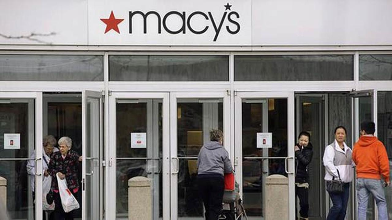 Macy's to cut 3K jobs, close 40 stores