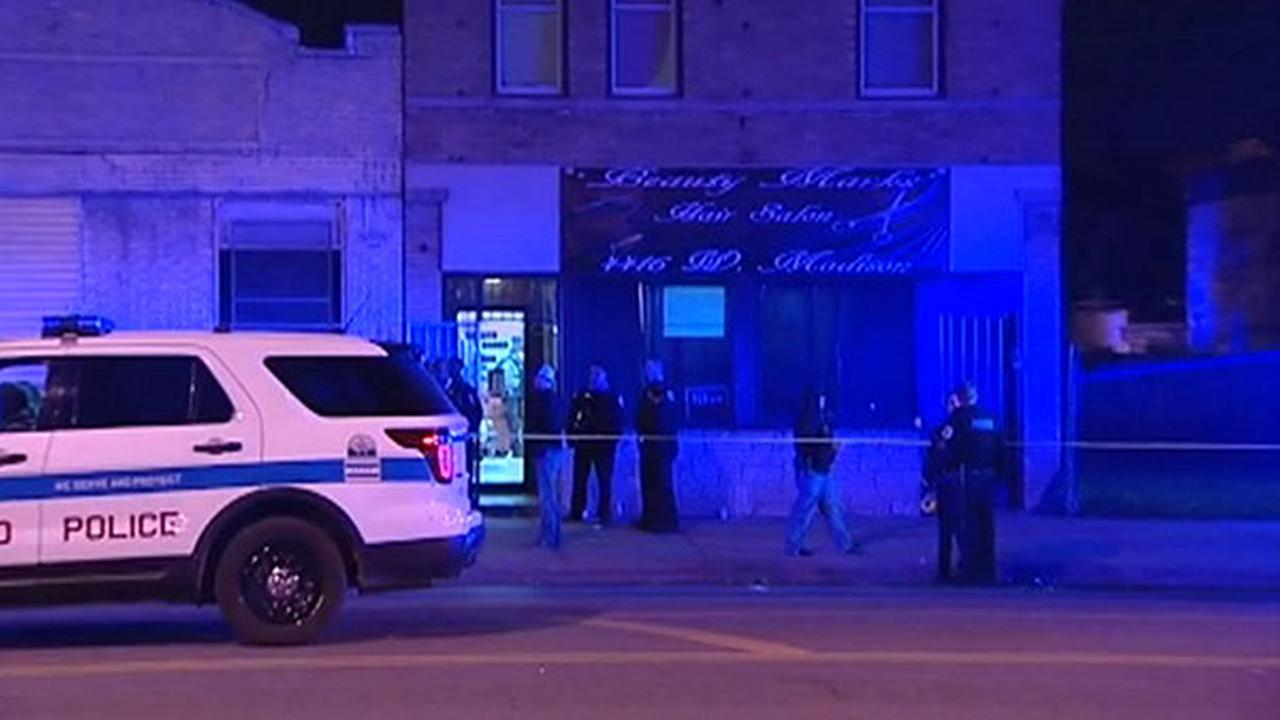 West Side beauty salon shooting kills 1, injures 3