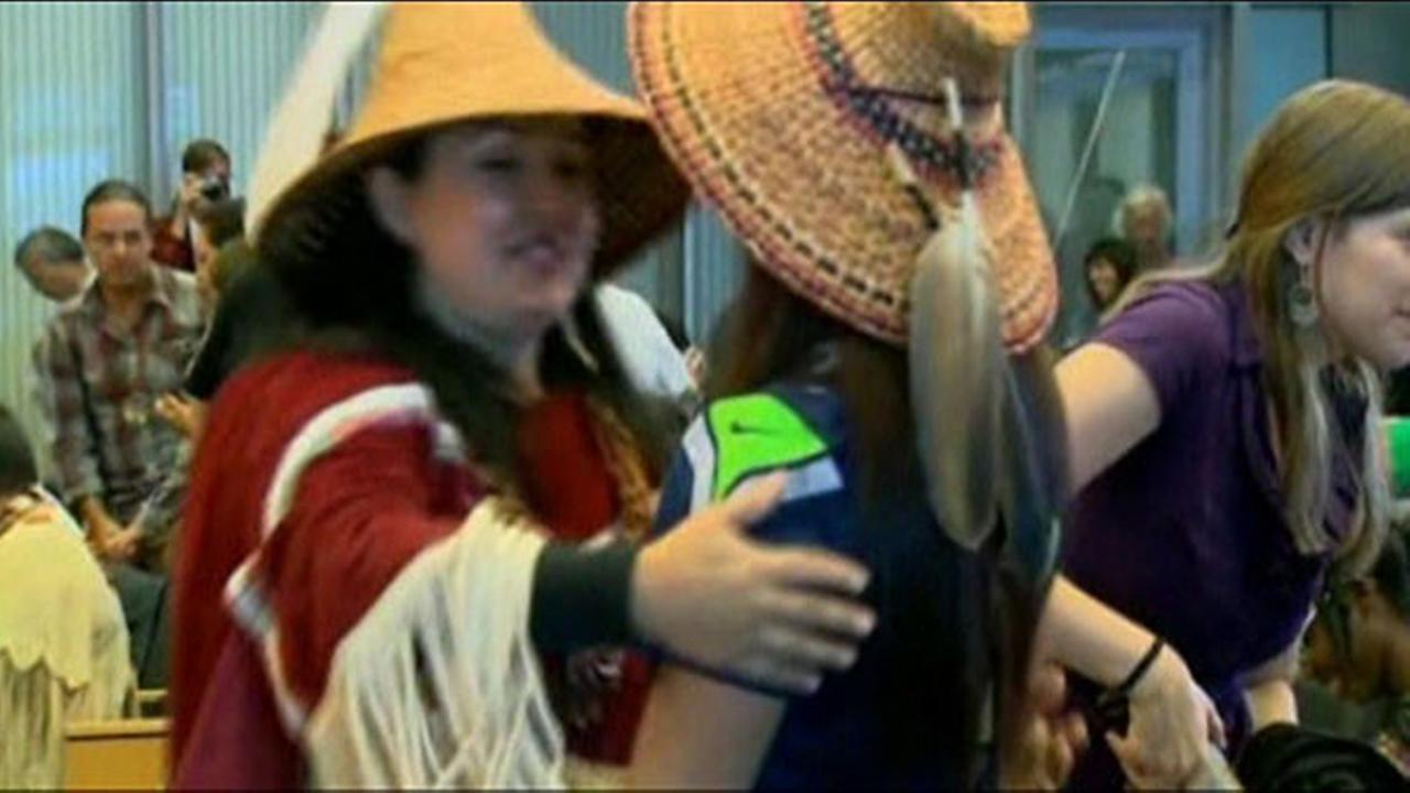 Seattle renames Columbus Day Indigenous People's Day