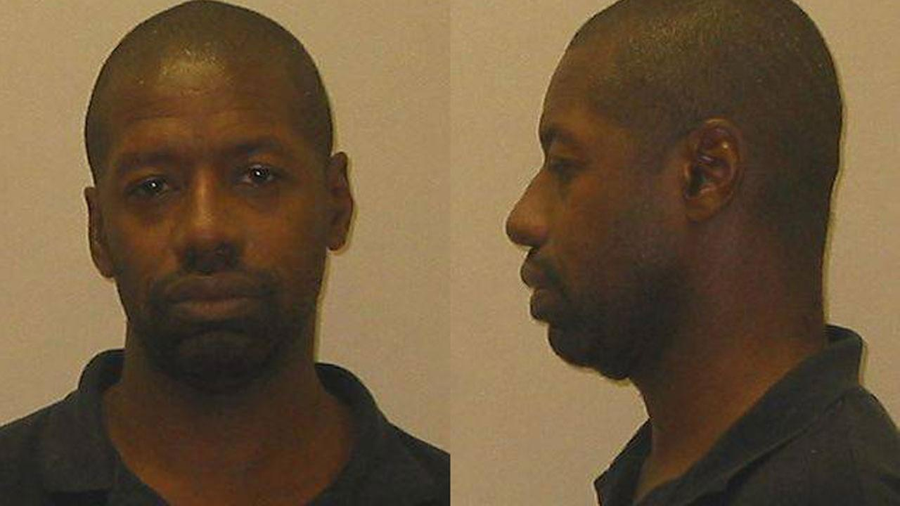 Mug shot of Darren Deon Vann, suspect serial killer.