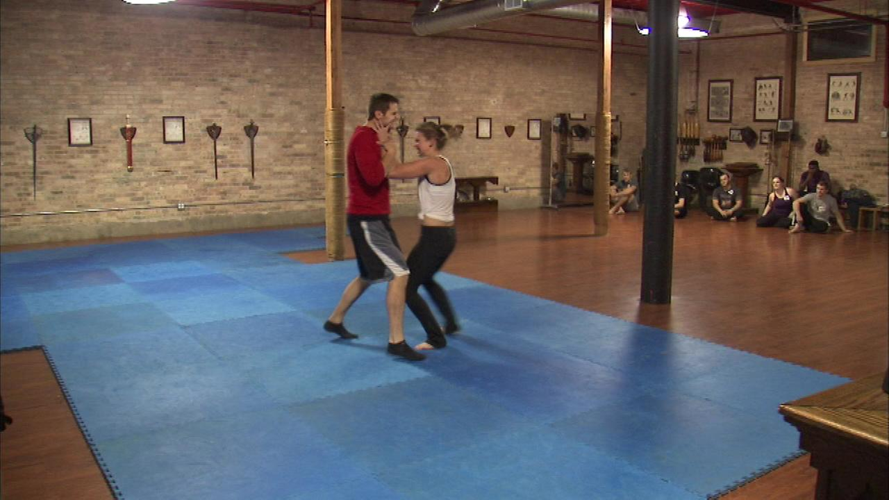 Martial artists, gymnasts, acrobats and others filled a North Side gym Saturday to audition for Marvel Universe, a touring live action arena stunt show.