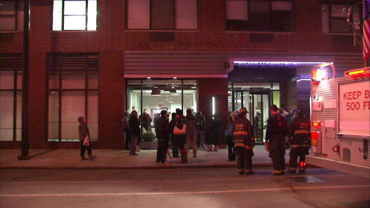 Crews Respond To Fire In River North High Rise In 300