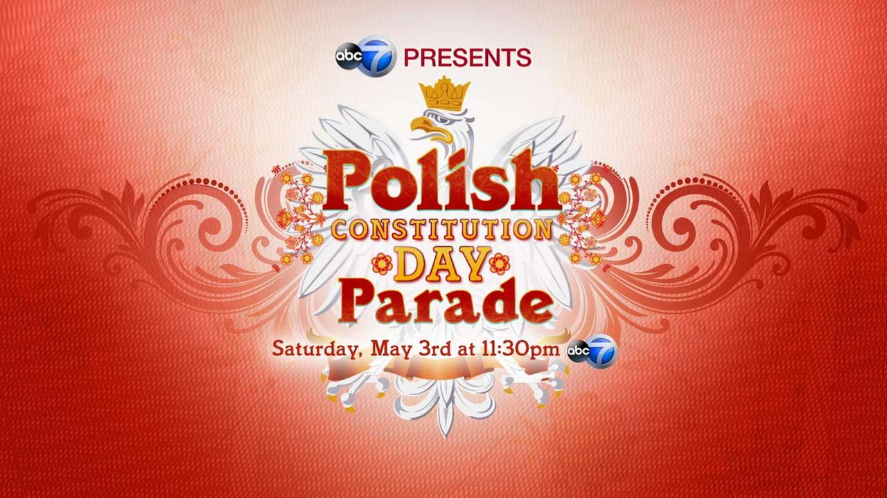 ABC7 broadcasts Polish Constitution Day Parade