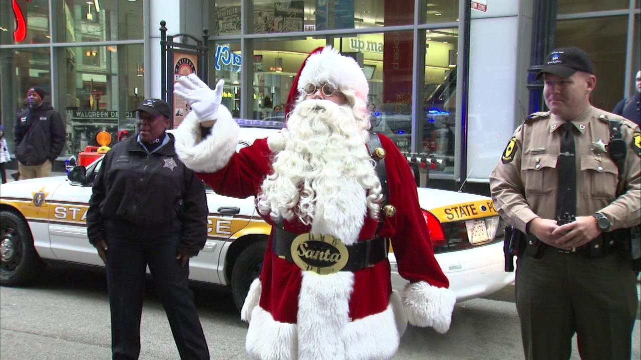 Operation Santa\' delivers toys to children of CPD officers ...