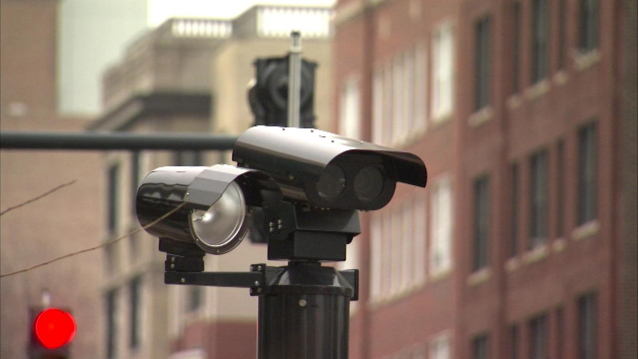 Red light cameras bring in over $200M since 2011