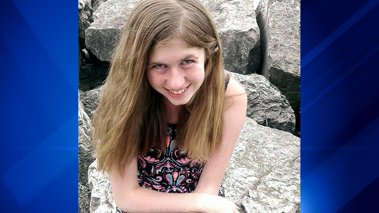 This undated photo provided by Barron County, Wis., Sheriffs Department, shows Jayme Closs.