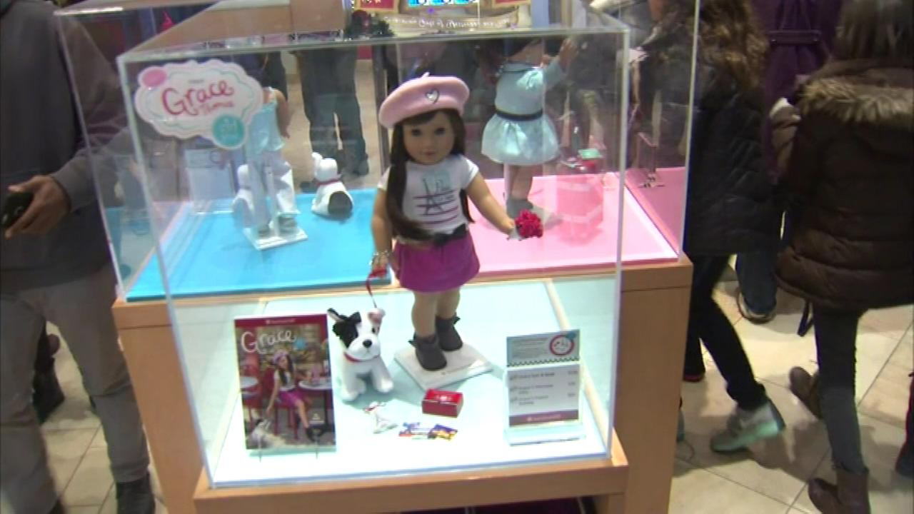 American Girl Store introduces 'Girl of the Year'