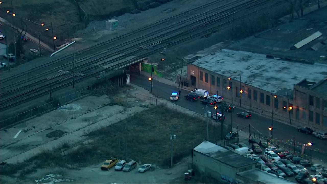 Metra says trains on the BNSF line between Aurora and Chicago are stopped near Cicero due to police activity.