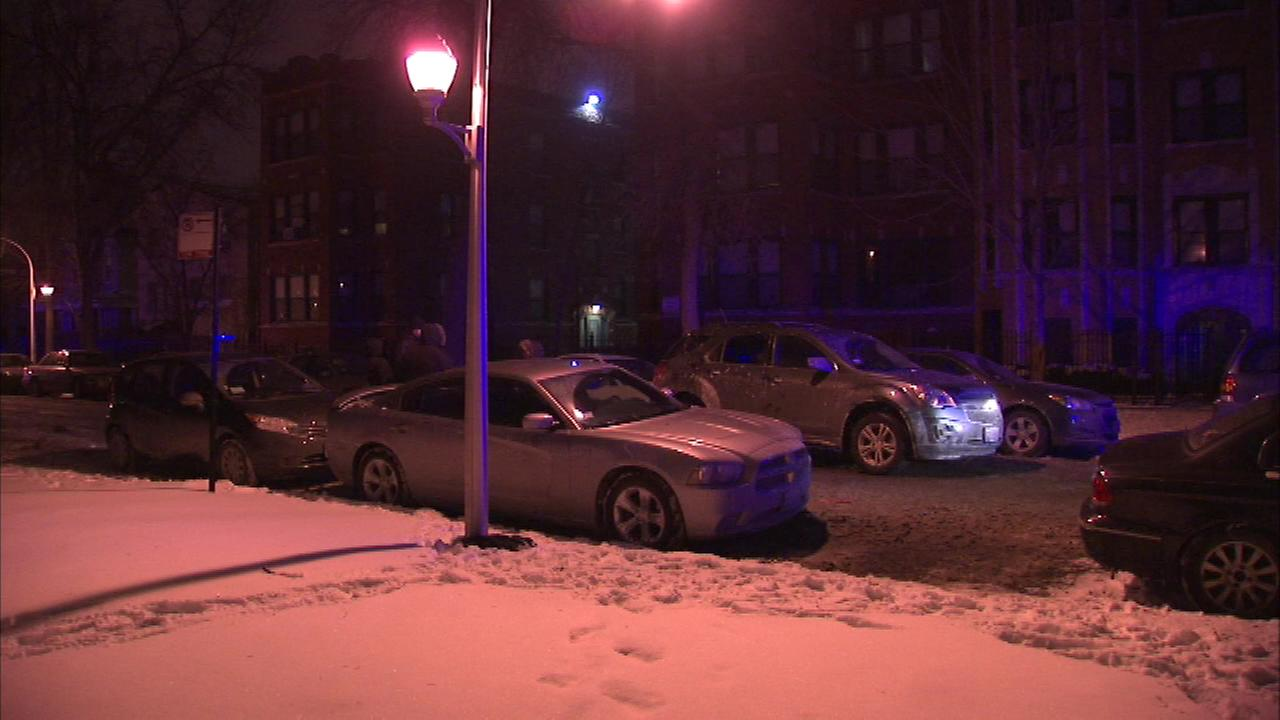 A toddler is in critical condition after being hit by a car on the citys West Side.
