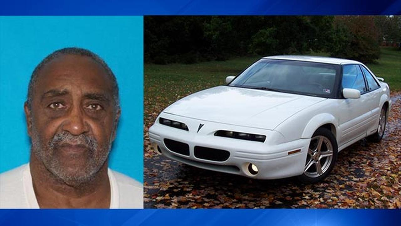 Cleveland Treadwell, 71, has Alzheimers and is believed to be confused and driving to Illinois in a 1991 white Pontiac Grand Prix.