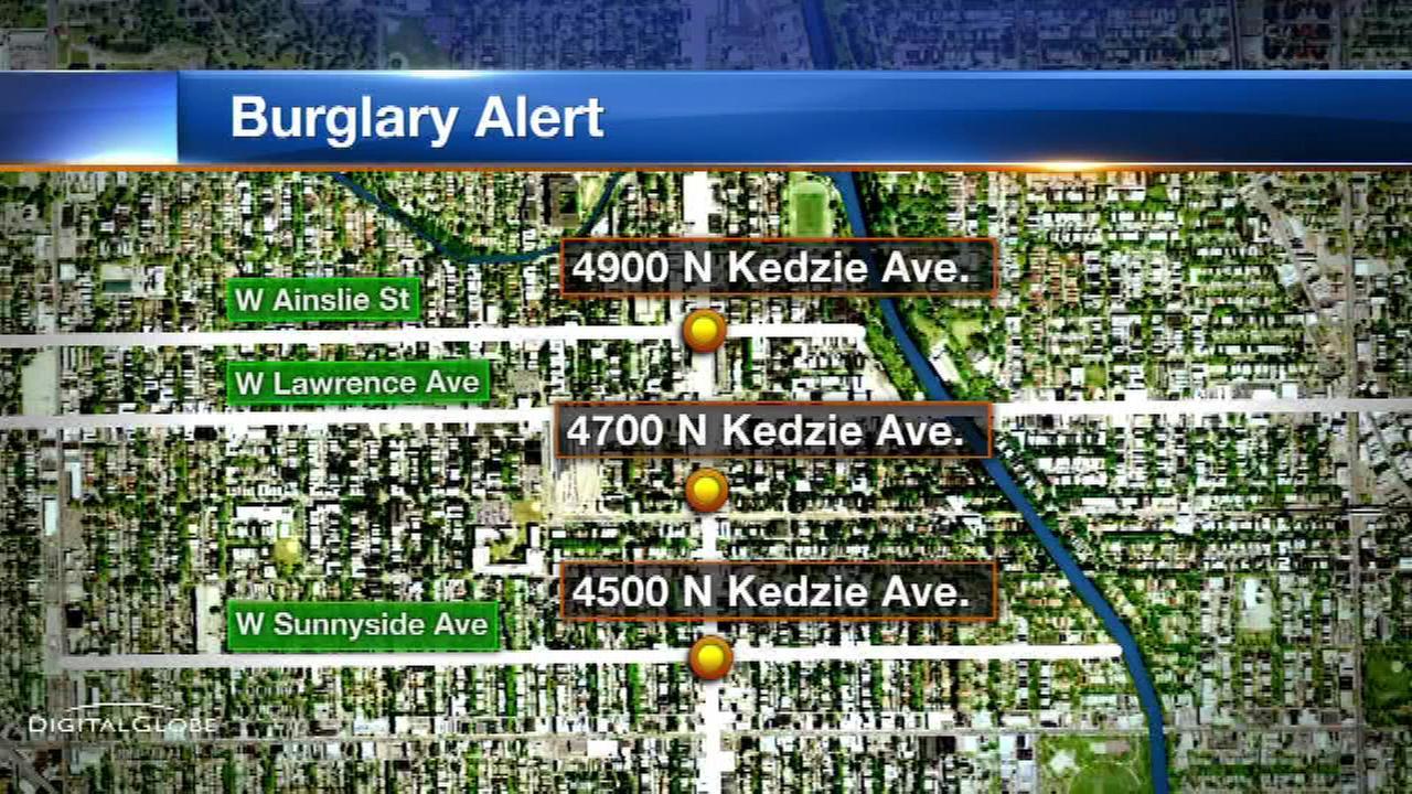 Burglars targeting Albany Park storefronts, police say