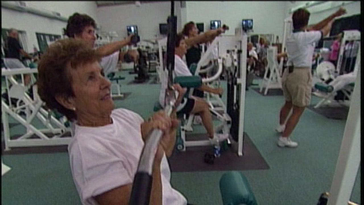 Doctors now say any amount of exercise is helpful, even if its not the recommended 30 minutes a day.