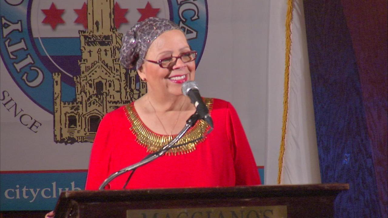 Karen Lewis renews focus on improving Chicago education
