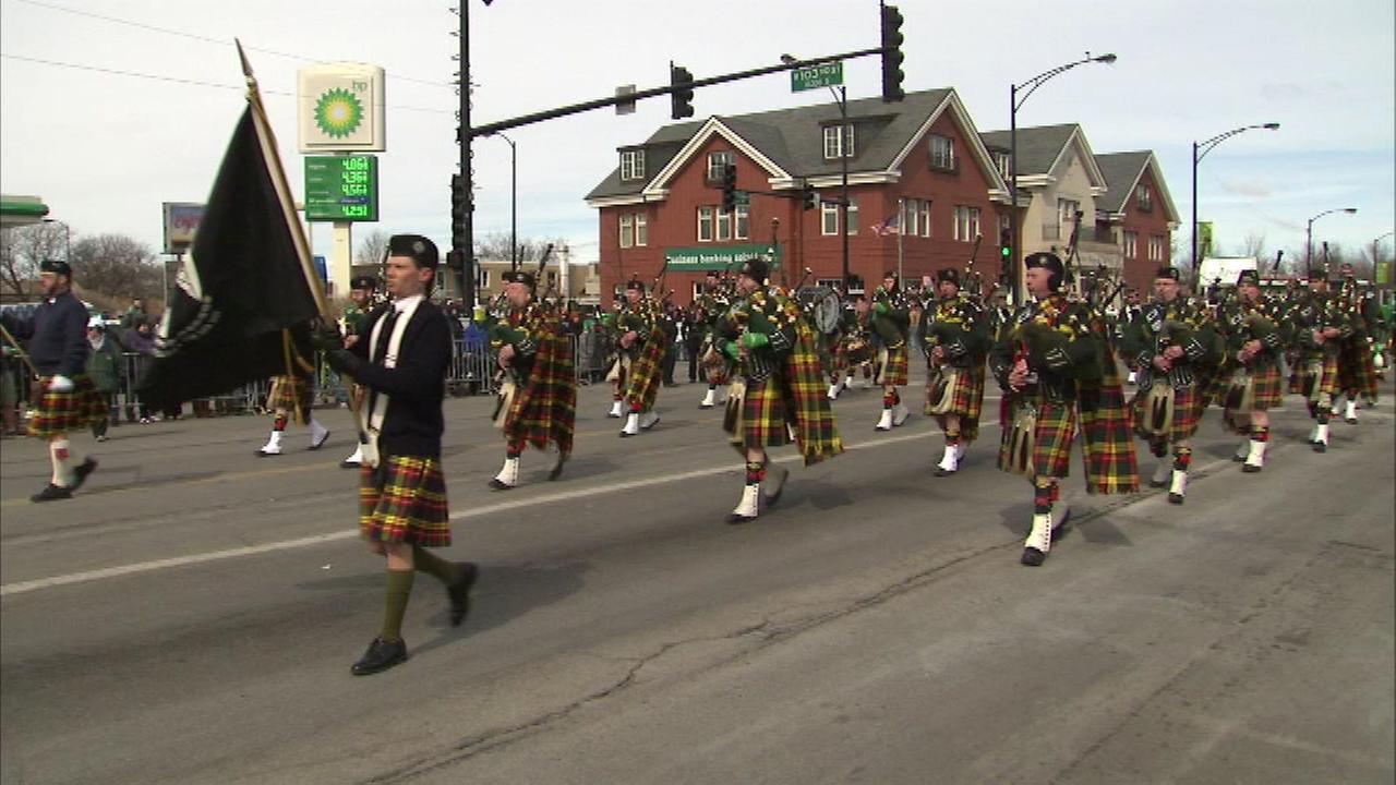 south side irish parade 2015