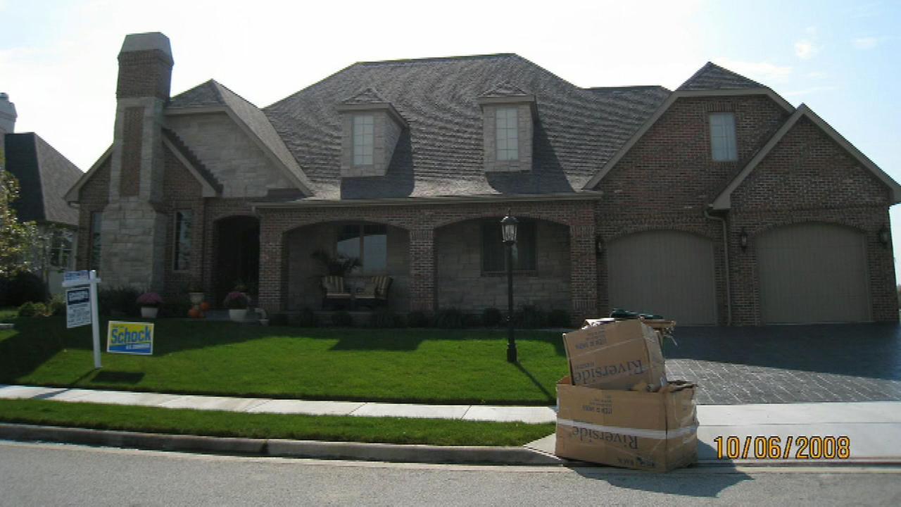 aaron schock peoria house