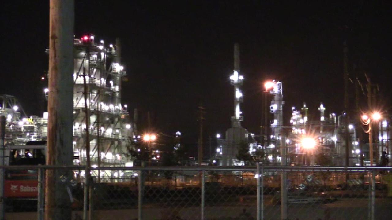 The BP refinery in Whiting, Ind. (FILE)