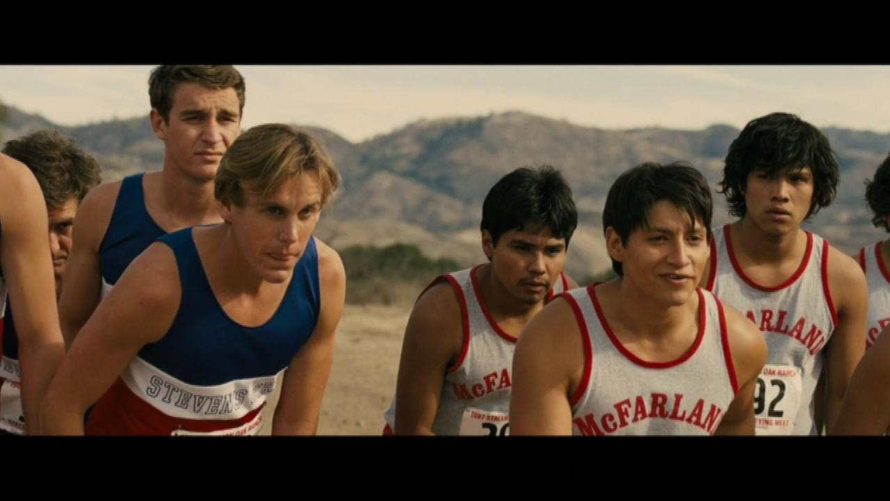 "Police Athletic Activity Leagues host screening of ""McFarland, USA"""