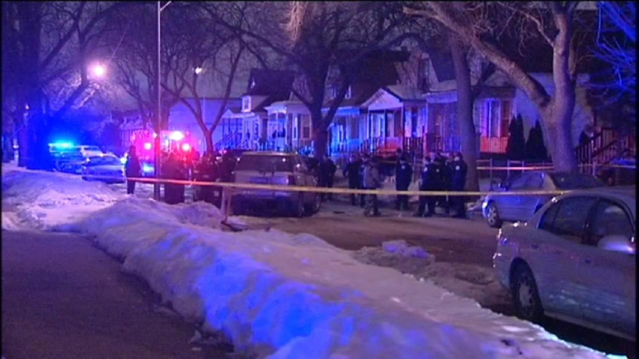 South Side man charged in police-involved shooting
