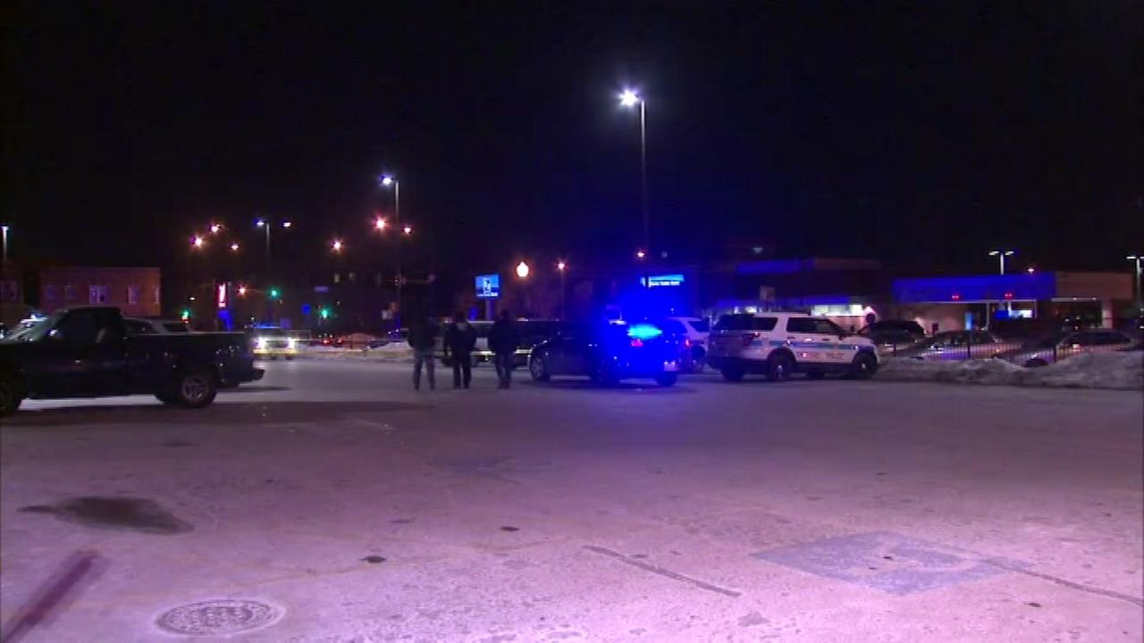 Shots reportedly fired at police in Andersonville