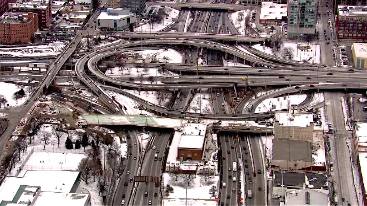 Byrne Interchange fly-over bridge construction to begin