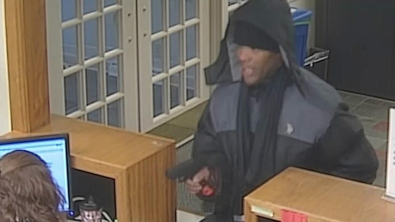 Merrillville bank robbed at gunpoint, police say