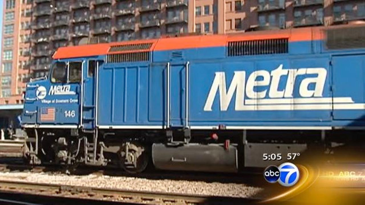 Gas leak suspends Metra Heritage Corridor service south of Lemont