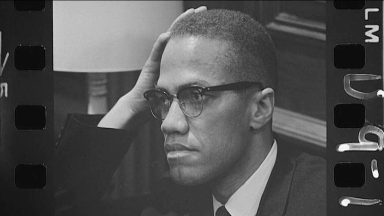 Family, friends mark 50th anniversary of Malcolm X's death