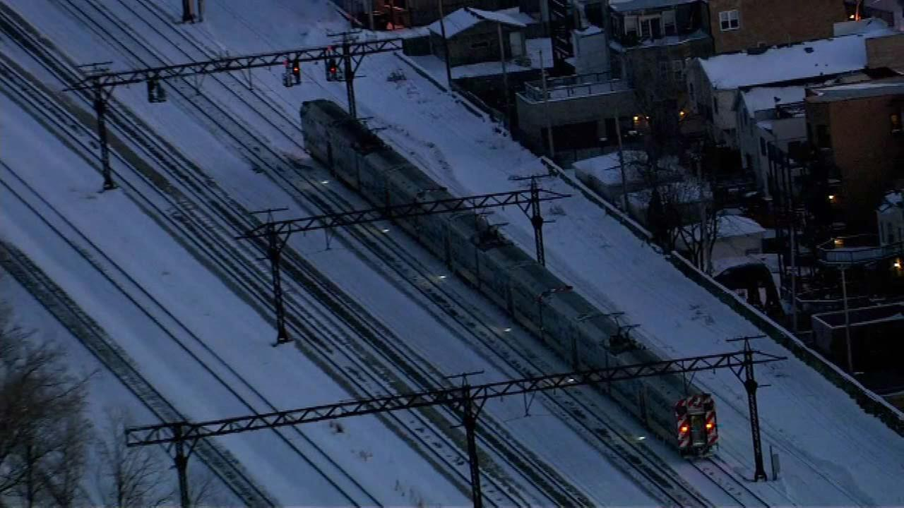 Metra trains delayed due to electric, switching problems