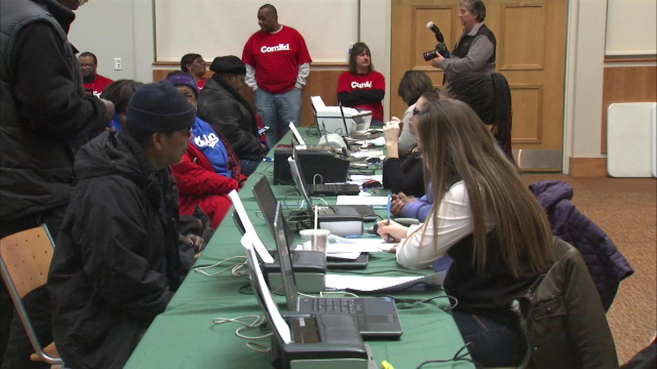 Many Chicago area residents will get some much-needed financial help for their big winter utility bills after attending a Utility Assistance Fair Saturday on the citys South Side.