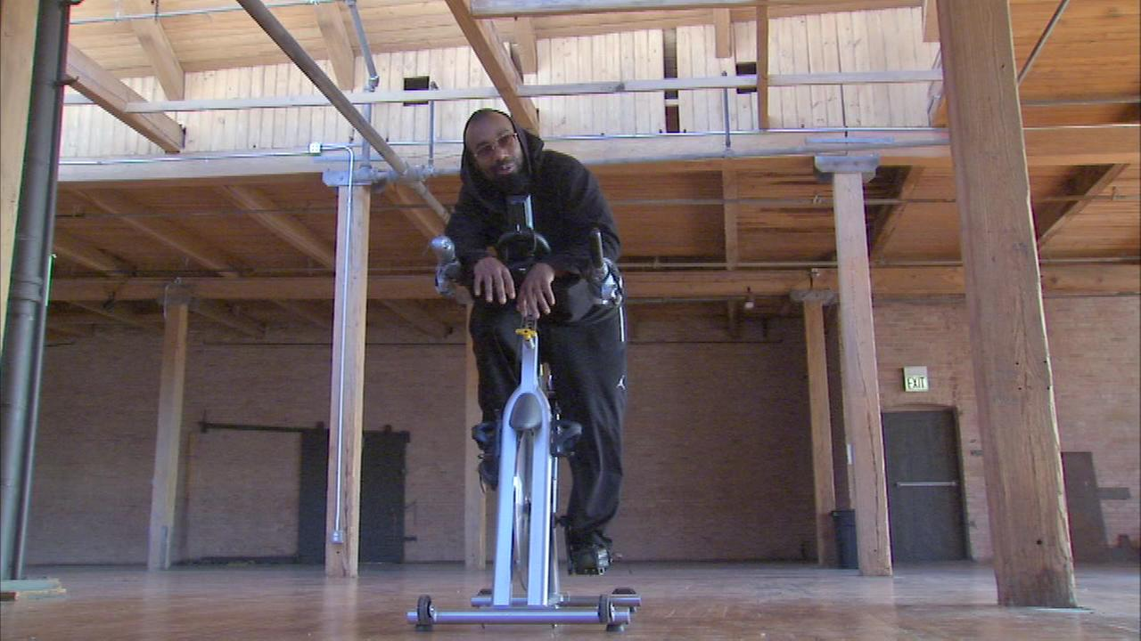 A Chicago teacher just may have set a new Guinness world record for continuous static cycling.