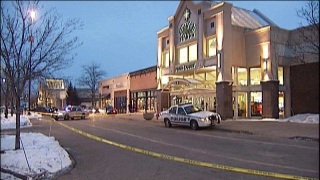 A fight inside a crowded Wisconsin shopping mall led to gunfire in the parking lot.