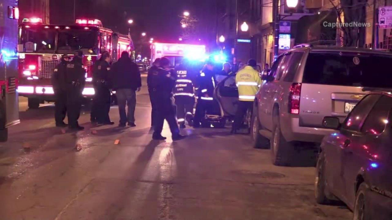 2 fatally shot in parked car in Pilsen