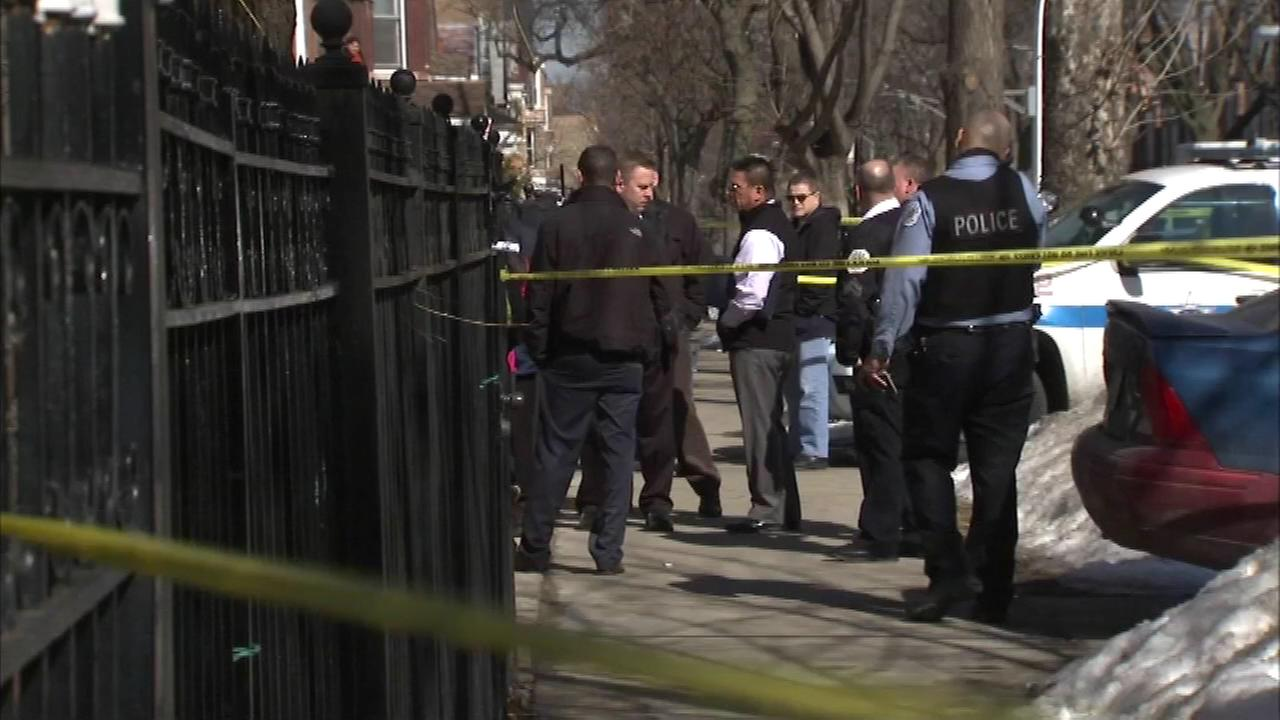 Chicago police: Woman cut baby's throat with power saw