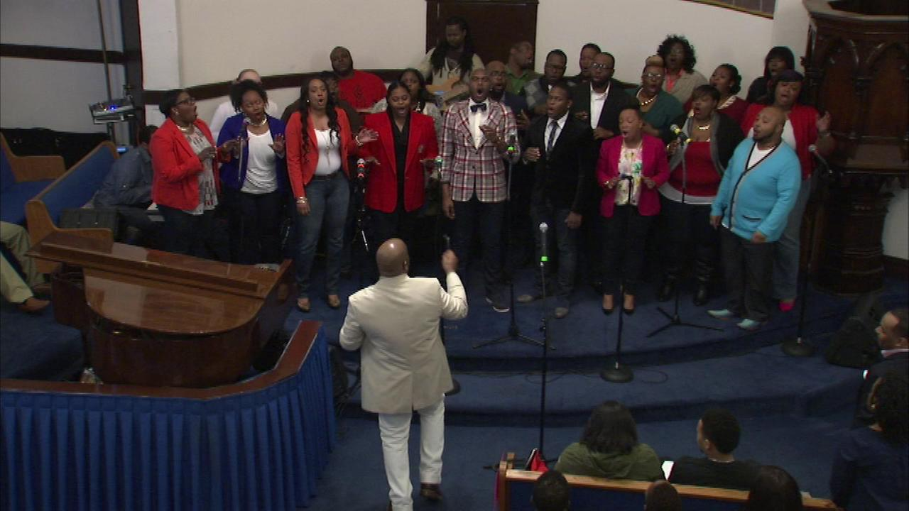 A West Side church fave a preview of what to expect at this years Gospel Fest.