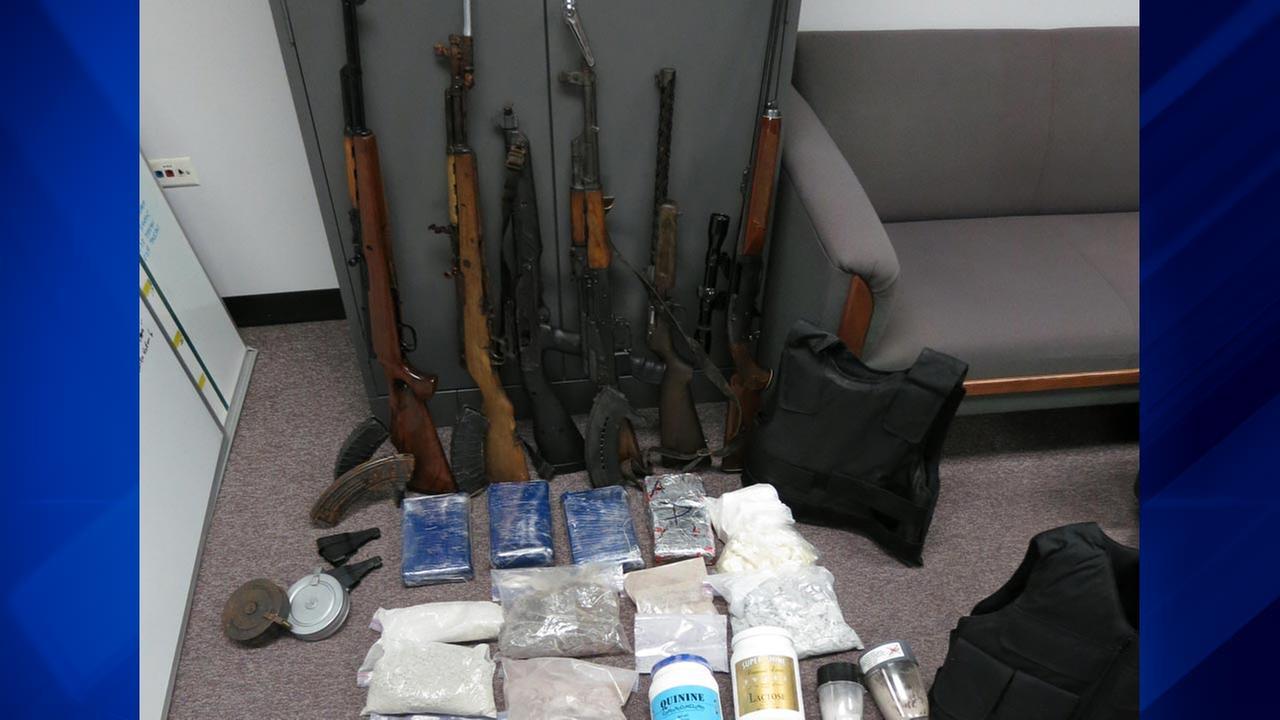 $1.5 million in drugs, $95,000 in cash found in South Lawndale
