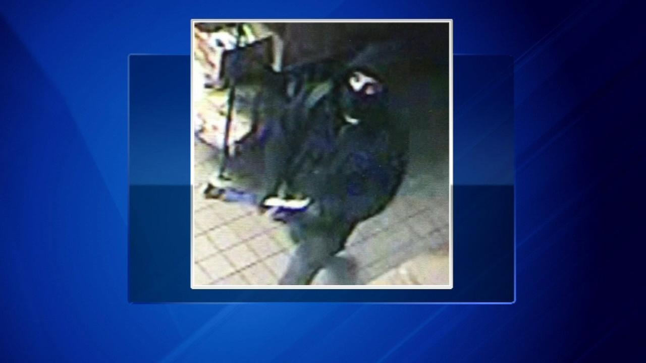 Police search for suspect in suburban Dunkin' Donuts break-ins