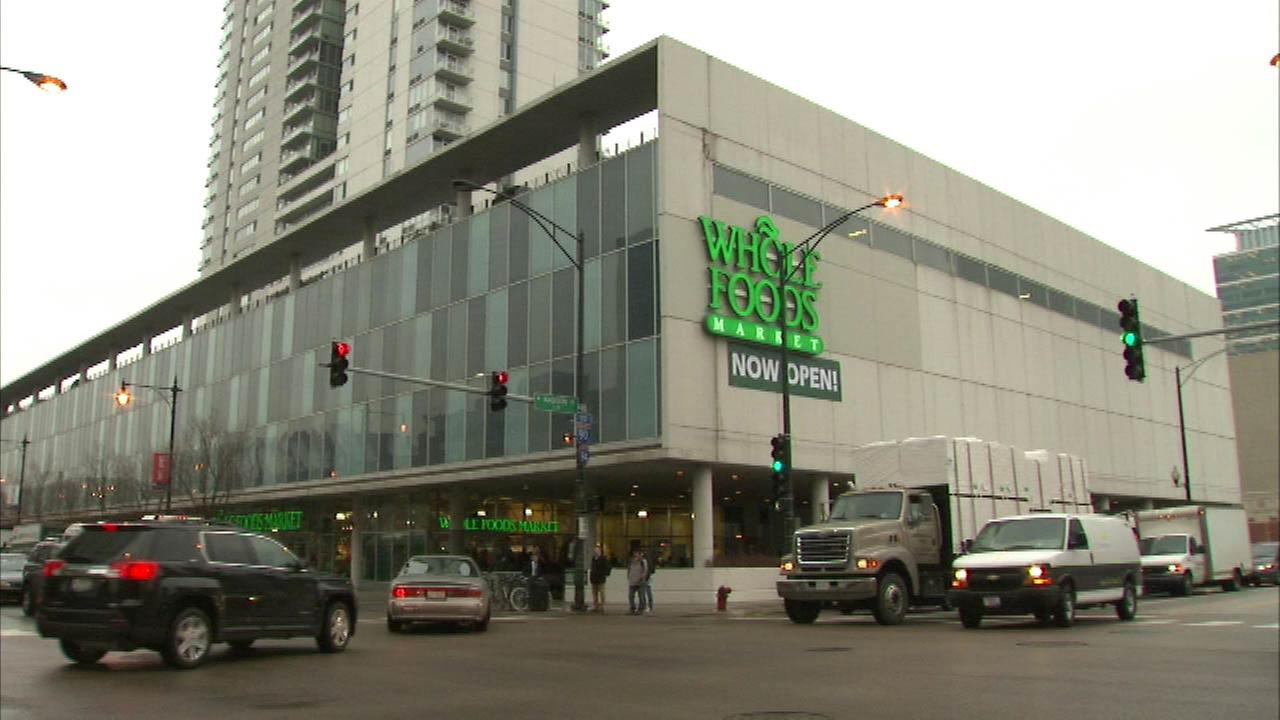 Whole Foods store opens in West Loop