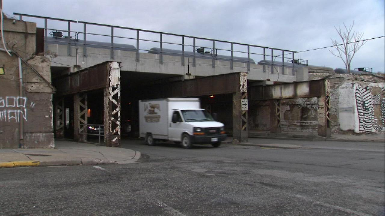 Several dozen viaducts across the city of Chicago are getting a makeover.