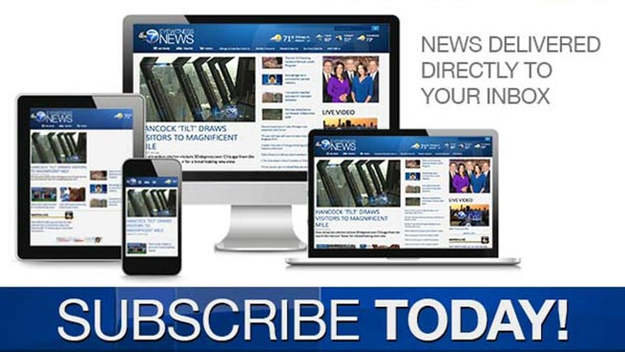Get News and Weather from ABC7 via email