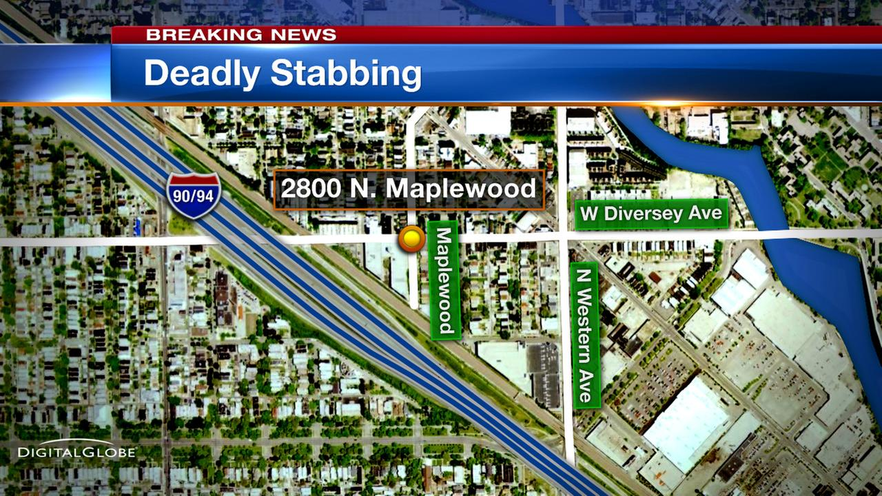 Man, woman found fatally stabbed in Logan Square home identified