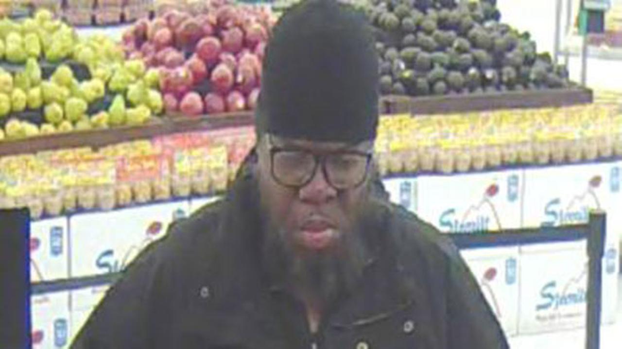 'Black Cap Bandit' sought in 5 bank robberies, FBI says