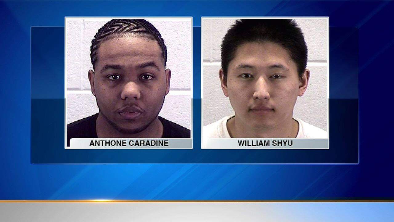 2 men charged in underage prostitution investigation