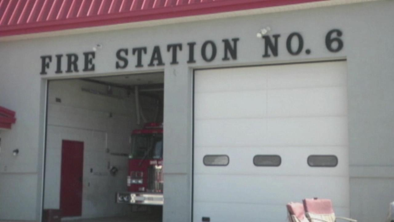 Boss threw noose at him, Ind. firefighter says